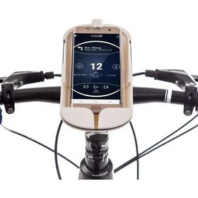 SMINNO CESAcruise Fahrrad-Cockpit System weiß
